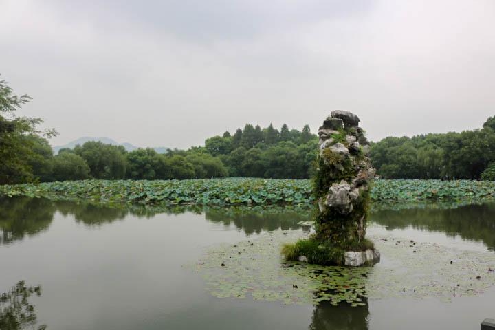Lac de l'ouest Hangzhou