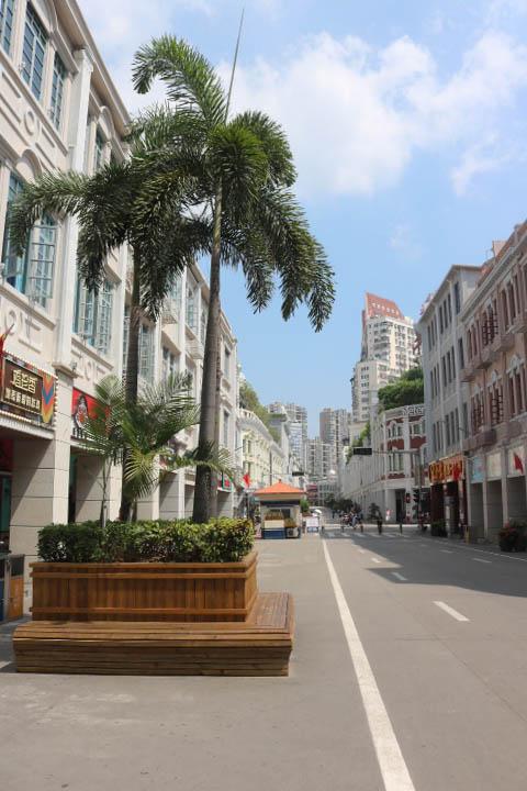Rues Xiamen