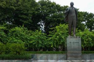 Statue Lénine