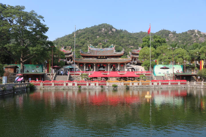 Temple Nanputuo Xiamen