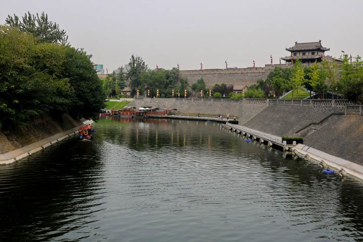 remparts ville xian