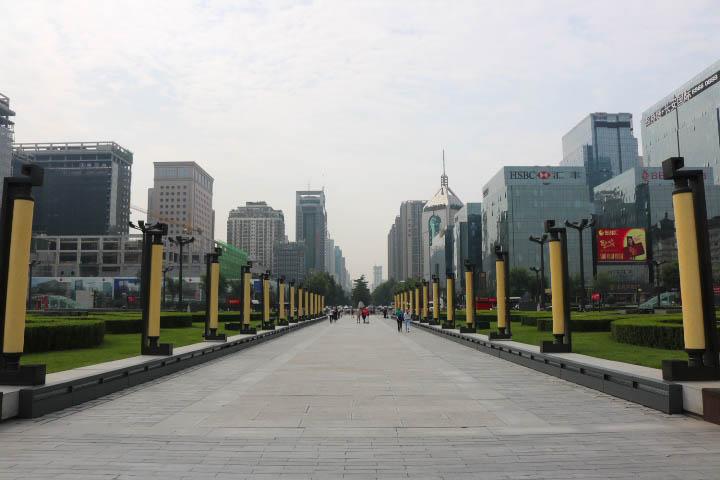 Xi'An Ville