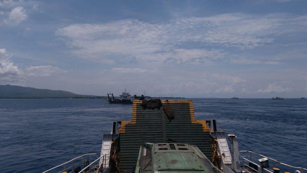 Ferry Java à Bali