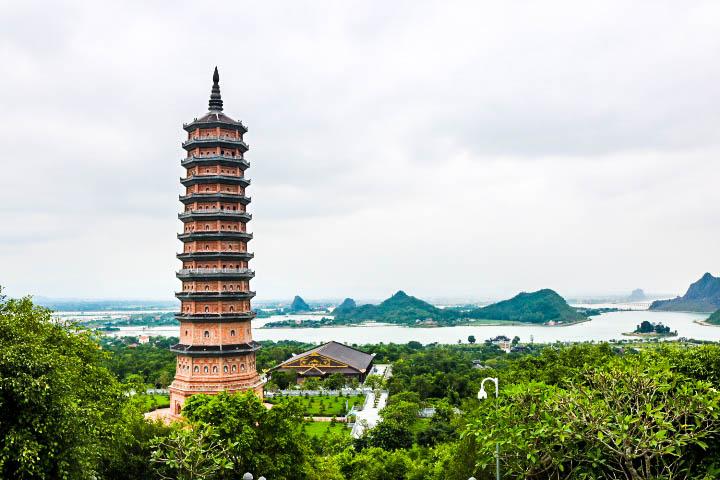 Pagode-Vietnam