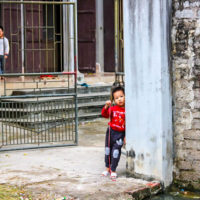 Enfant-Vietnamien